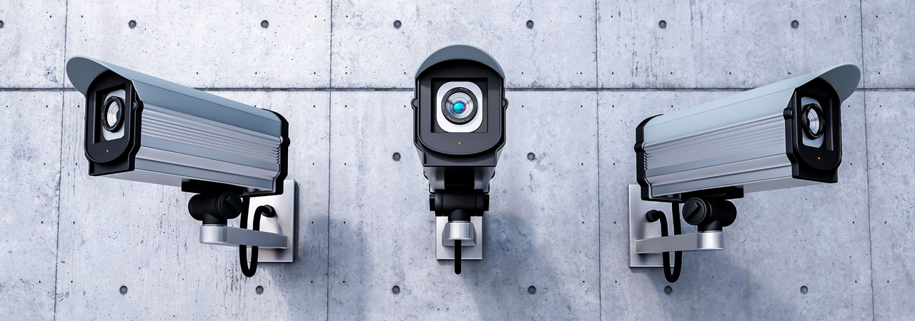 Surveillance cameras and systems